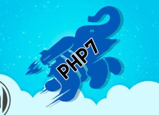 PHP7 en WordPress