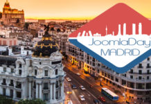 JoomlaDay Madrid 2017