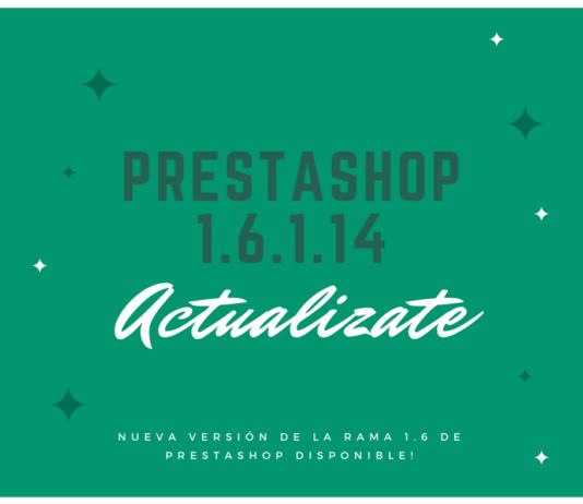 PrestaShop 1.6.1.14